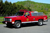 Herford Fire Co  Brush  58  1986  Chevy   200/ 200 / 8 Class a  Foam