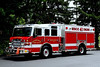 NEWTOWN SQUARE RESCUE-ENGINE 41  2008 PIERCE VELOCITY 1500/ 750/ 20 Class A  /40 Class B foam