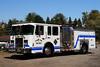 PLAINS TWP. ENGINE 1  2007 SPARTAN/ CRIMSON 1500/ 750