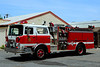 City  of  Lancaster , Pa  Engine 6  1989  Mack CF  / Emergency -One   1500/ 500