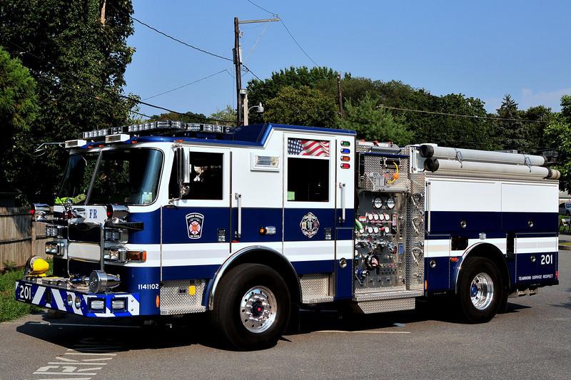 Southern  Manheim Twp  Fire Co   Engiine  201 2011 Pierce Arrow XT 2000/ 500