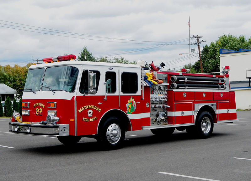 Matamoras  Engine 32  1991 Emergency-One  1250/1000