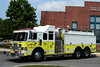 Alpha Fire Dept Littlestown, Pa Engine-Tanker 20  1989 Pierce  Lance  1500/ 2500