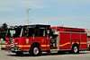Birdsboro Fire Dept    Pumper- Tanker   7 2012  Pierce  Arrow XT 1750/ 1700