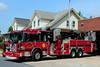 Hershey Fire  Dept    Tower 48  2007   Pierce  Arrow  XT  / Aerialscope  95 Ft