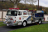 Mahanoy City, Pa    Engine  465 1976 Mack CF 100/500