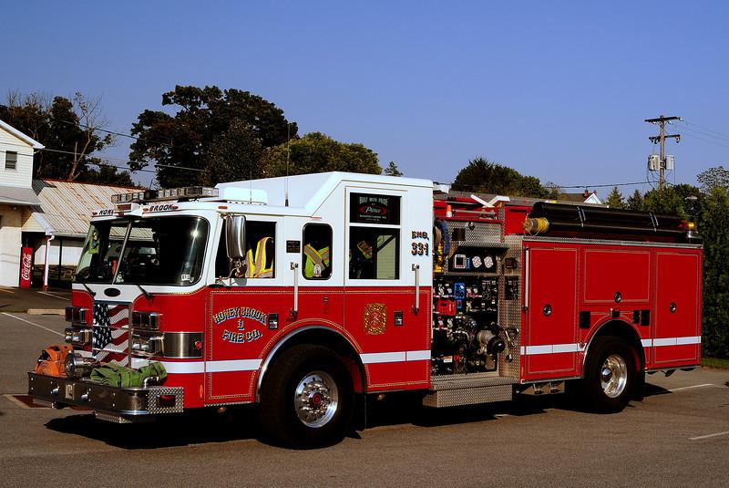 Honey Brook Fire Co   Engine 33-1  2004  Pierce  Dash 2000/ 1000/ 50