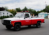 Matamoras  Support 32  1981 Chevy  pick up  aquirred from  Pa Dept of Forestry