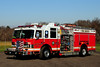 Newtown Fire Assoc   Rescue  45  2001 Pierce Dash  2000/ 750/ 30/ 30