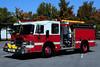 Morton Rutedge Fire Co  Engine  13-2  1992 Pierce Dash  1250/ 750