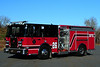 Olyphant Hose & Engine Co # 2  Engine  26-2  2009 Spartan/ Crimson  1500/ 500