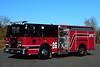 Olyphant Hose & Engine Co # 2  Engine  26-2  2009 Spartan/ Crimson  1500/ 500