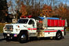 Spring Twp Fire  Dept   Tanker  85   1991  Ford F-800 4 Guys    500/ 1800