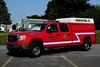 Caernavon Fire Co    Squad  34-2  2011  GMC 2500