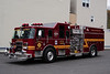 Mahanoy City, PA Engine 454 - 2003 Pierce Lance 2000/600/150
