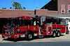 Hershey Fire Co  Tower  48  2007 Pierce  Arrow  XT  / 1994  Saulsbury / Aerialscope  95 ft