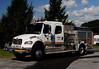 Emerald, PA Engine 611  2007 Freightliner/ KME 1500/1500