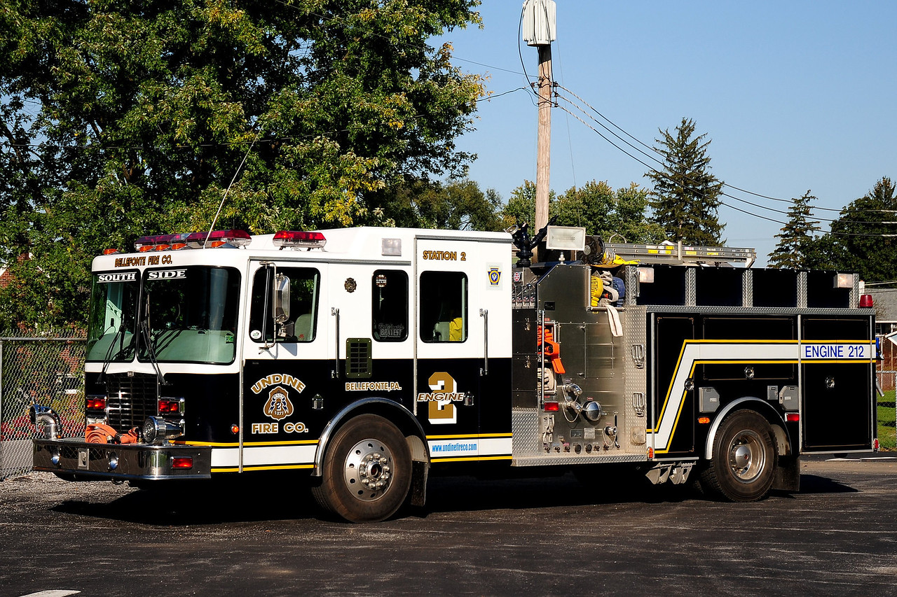 Undine Fire Co   Engine  212  1997  HME 4 Guys  1250/ 750