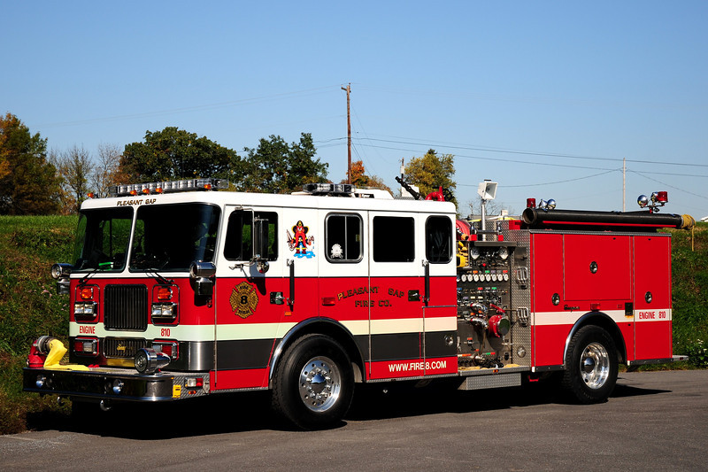 Pleasant Gap  Fire Co   Engine  810  1991 Seagrave  1500/ 750