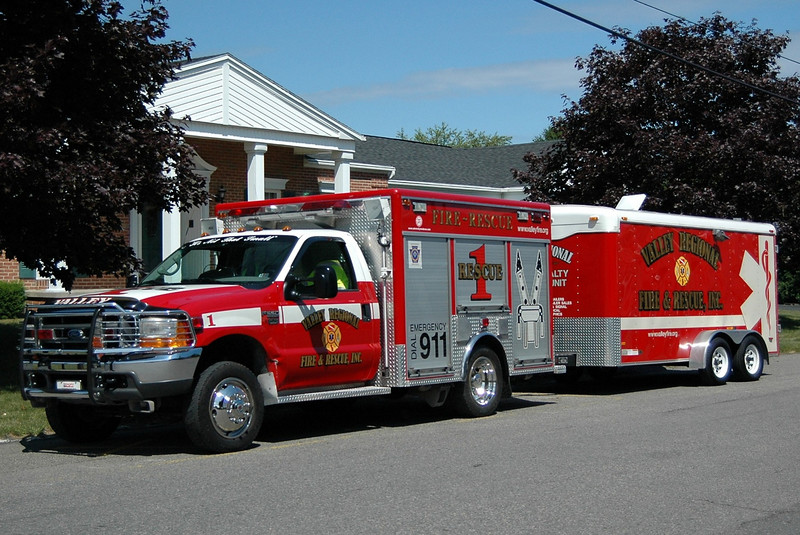 Rescue 1 - (OLD)   1995  Ford / F-350  EVI Body