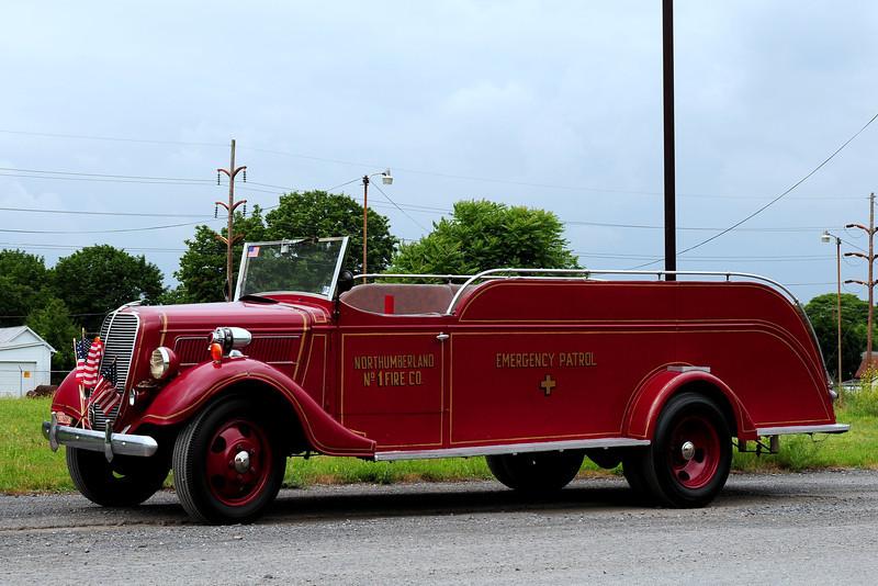 Northumberland Fire Patrol