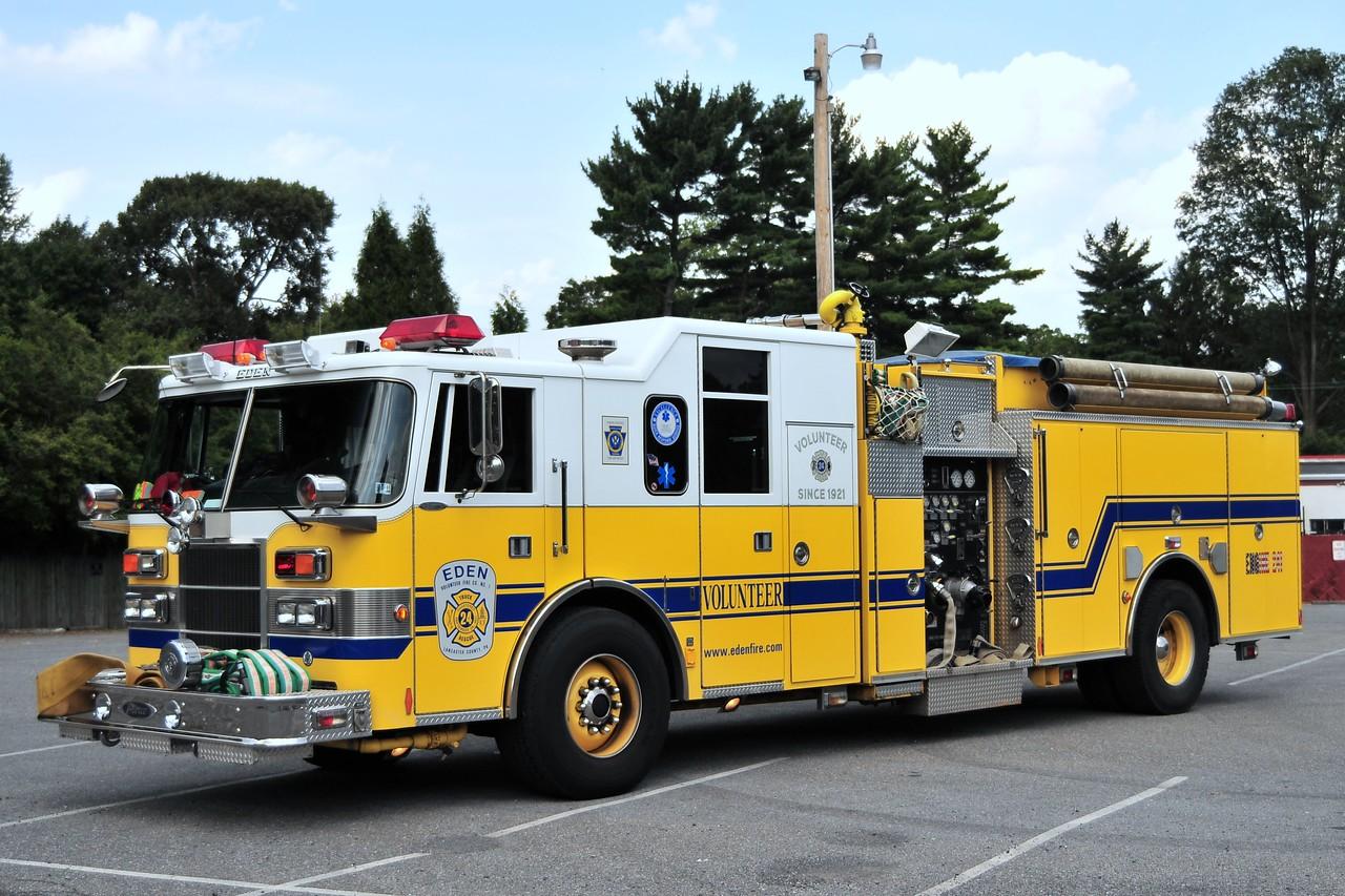Eden Engine 24-1    1997 Pierce Lance 1500/ 650