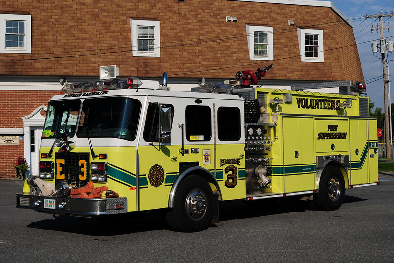 Southern Manheim Engine 3   Emergency One 1500/ 500