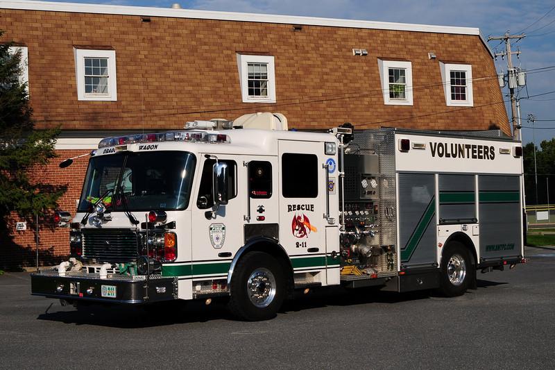 Southern Manheim Rescue 2-11  2007 American LaFrance 1500/ 500/ 50