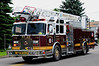 McADOO, PA  2003  QUINT  49-22  KME AERIAL CAT 75 FT LADDER  2000 GPM  300 TANK  30 GAL FOAM