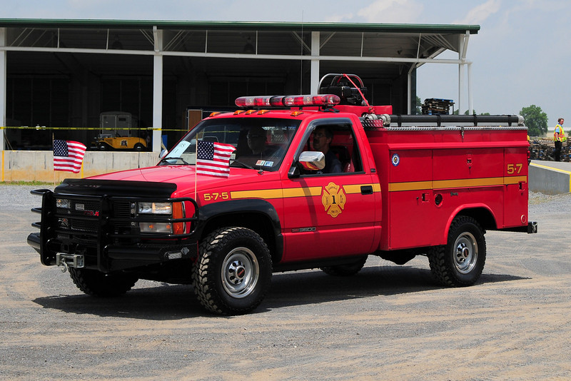 Quarryville Fire Co   1992  GMC 3500  350/ 225