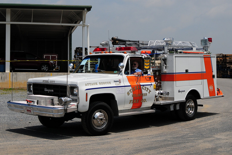 Steel City Fire Co   1979  Chevy / Seagrave  250/  200