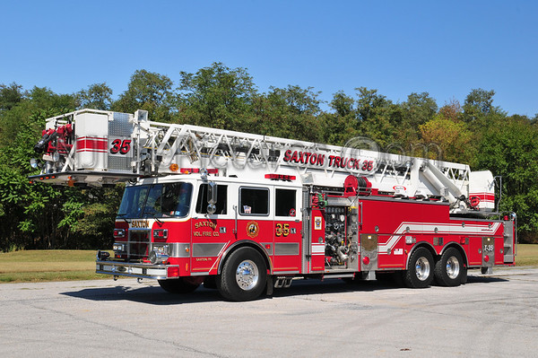 BEDFORD COUNTY, PA FIRE APPARATUS