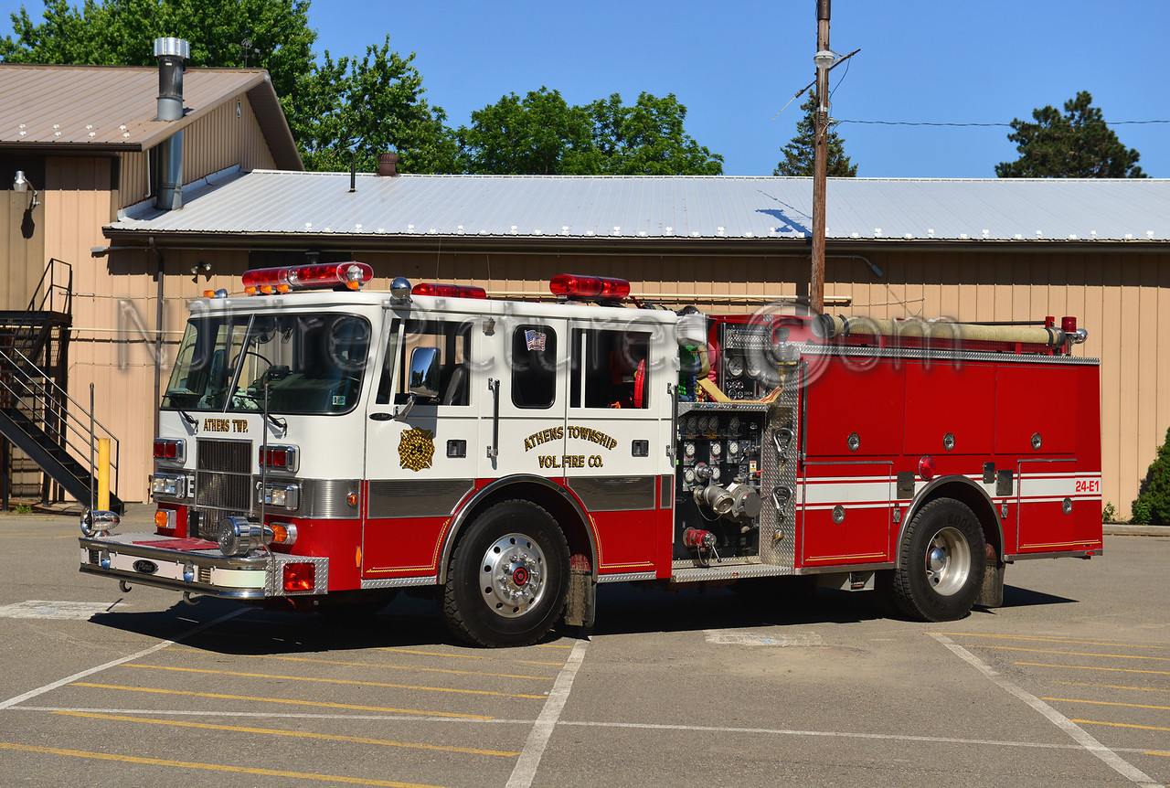 ATHENS TWP, PA 24-ENGINE-1