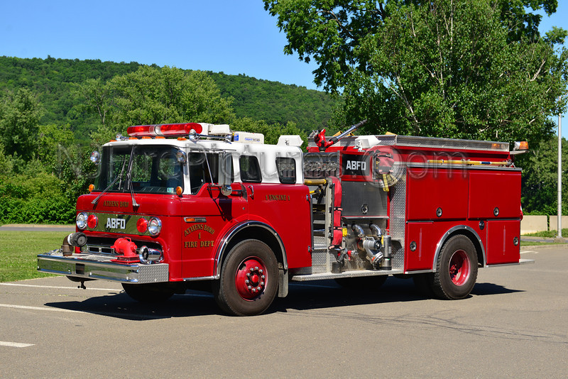 ATHENS BORO, PA 1-ENGINE-1
