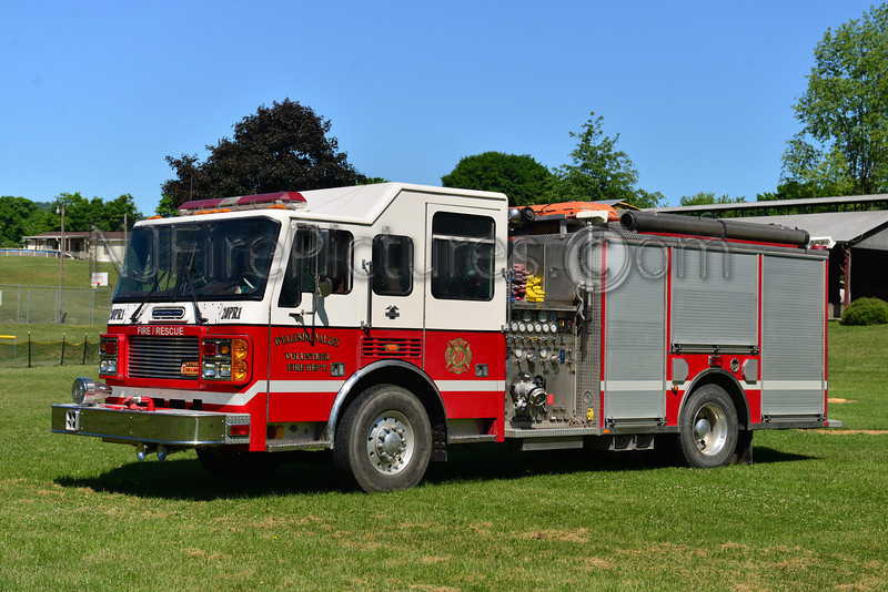 WYALUSING, PA 20 PUMPER-RESCUE 1