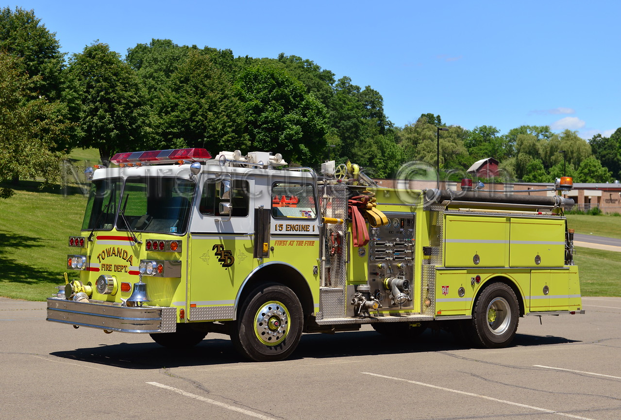 TOWANDA, PA 15-ENGINE-1