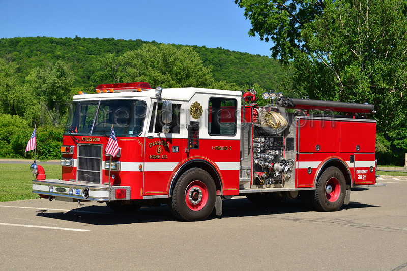 ATHENS BORO, PA 1-ENGINE-2
