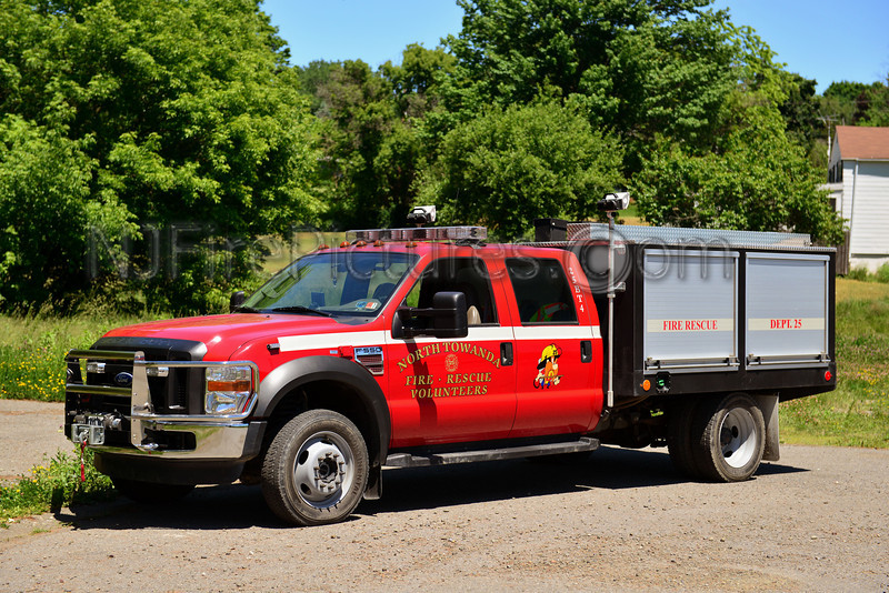 NORTH TOWANDA, PA 25-BRUSH TRUCK-4