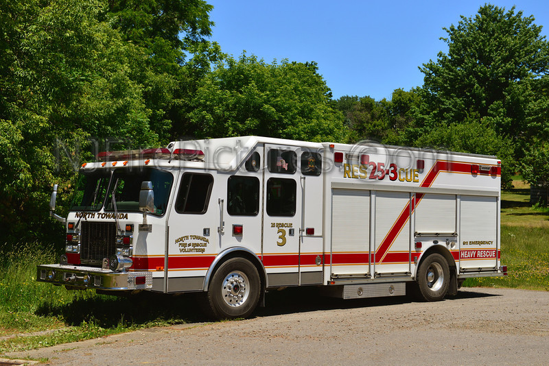 NORTH TOWANDA, PA 25-RESCUE-3