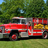 SUGAR RUN, PA WILMOT FIRE CO. 27 PUMPER-TANKER 1
