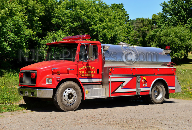 NORTH TOWANDA, PA 25-TANKER-5