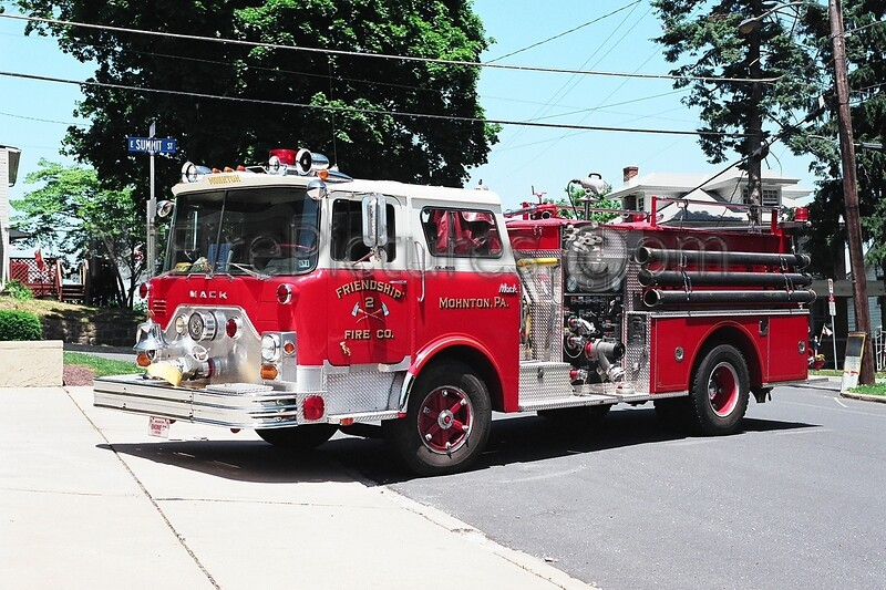 Mohnton Engine 57 - 1972/1988 Mack CF/Pierce 1000/750