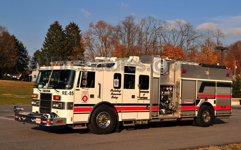 SPRING TOWNSHIP RESCUE-ENGINE 85 - 1995 PIERCE LANCE 1250/750/30
