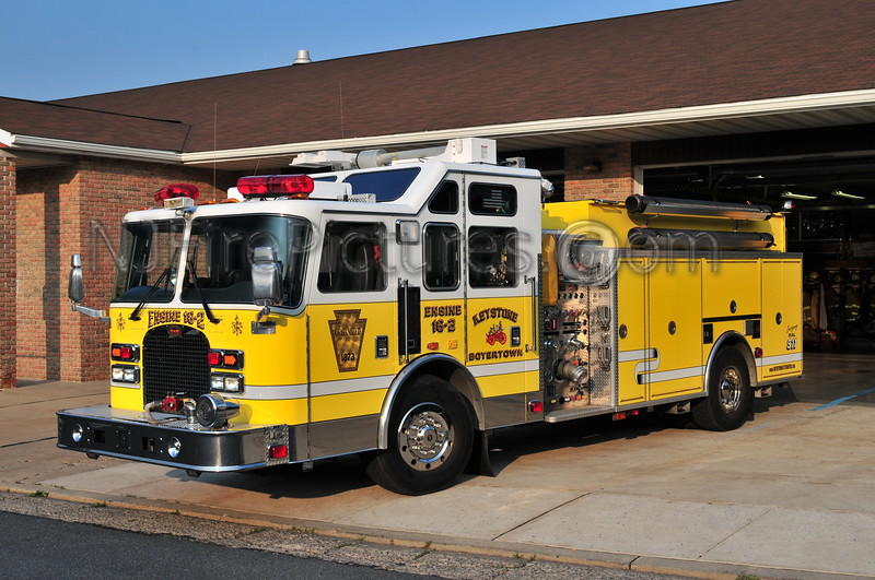 BOYERTOWN, PA ENGINE 16-2