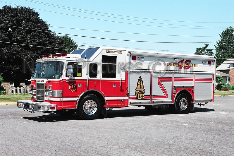 Kutztown Rescue 46 - 2000 Pierce Dash