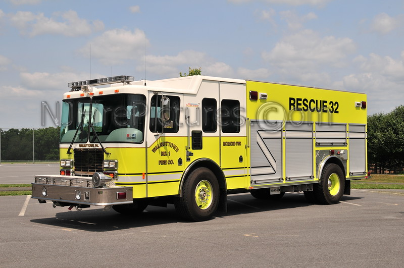 WALNUTTOWN, PA RESCUE 32