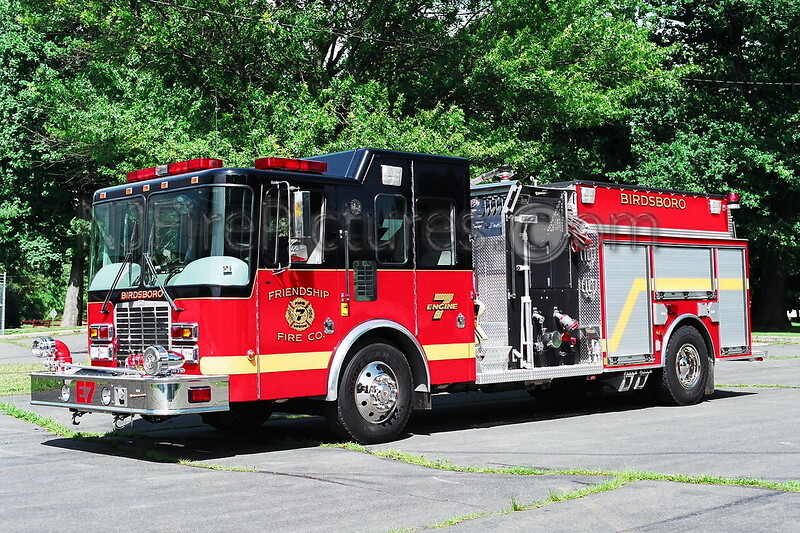 Birdsboro Engine 7 - 2000 HME/New Lexington 1250/1000