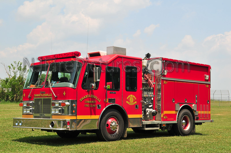 SHARTLESVILLE, PA ENGINE 41-1