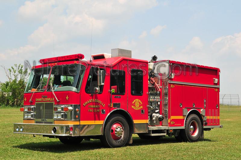SHARTLESVILLE, PA ENGINE 41-1