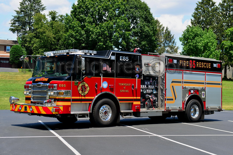 SPRING TOWNSHIP, PA ENGINE 85